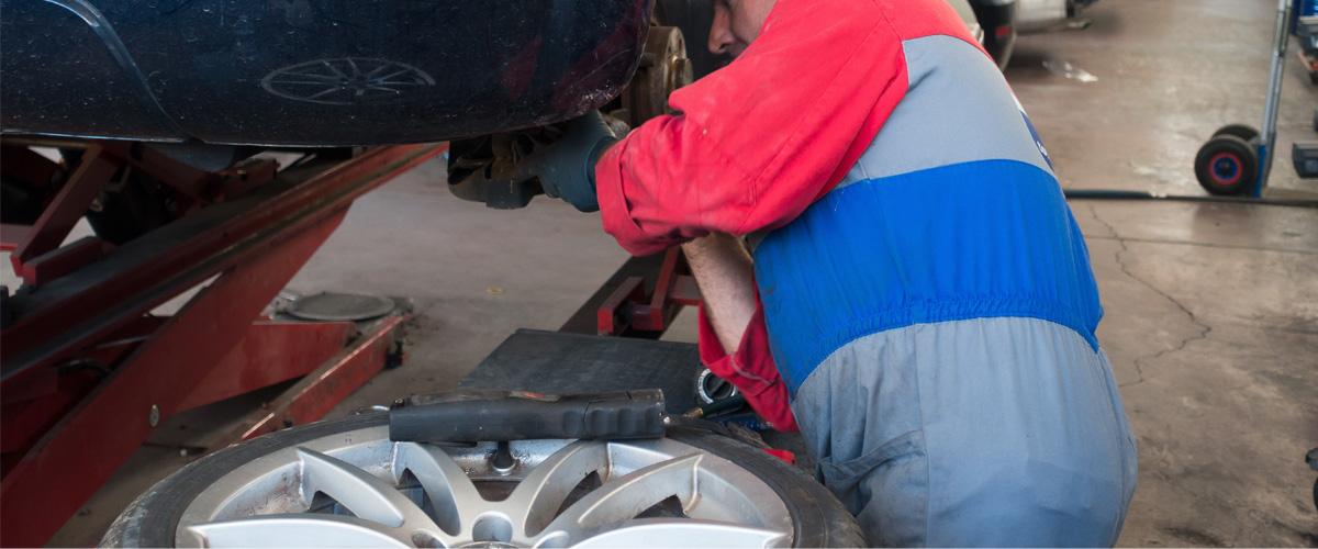 La DGT alerta sobre carencias de mantenimiento de vehículos